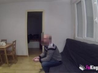 Prostytutka nagrywa jak uprawia seks z klientem
